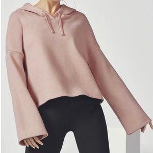 Fabletics Bell Sleeve Hooded Sweatshirt